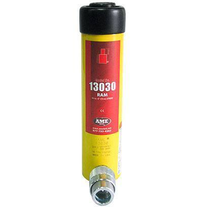 Tire Changing Tools - AME 10 Ton Hydraulic Ram - 6-1/8 In Stroke