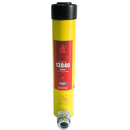 Tire Changing Tools - AME 10 Ton Hydraulic Ram - 8 In Stroke