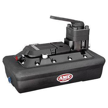 Tire Changing Tools - AME Air Hydraulic Turbo II Pump With 4-Way Valve