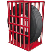 Tire Changing Tools - Branick Truck Inflation Cage (6 Bar)