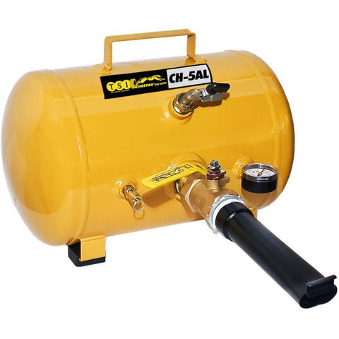 Tire Changing Tools - Cheetah Aluminum Bead Seater - 5 Gal
