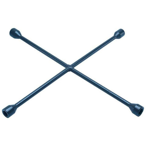"Ken-Tool 4-Way Lug Wrench for LT/RV (11/16"" Stock)"