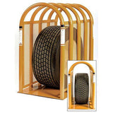 Tire Changing Tools - Ken-Tool 5-bar Magnum Tire Inflation Cage