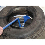 Tire Changing Tools - Ken-Tool Blue Cobra Truck Tire Demount Tool
