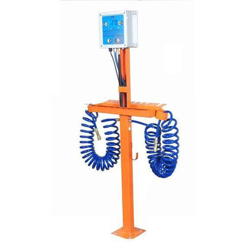 Tire Inflation - Esco Tool Tire Stand