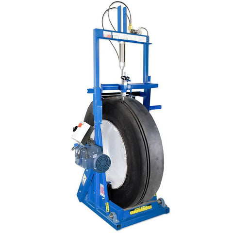Tire Regroover - TSI Upright Groover