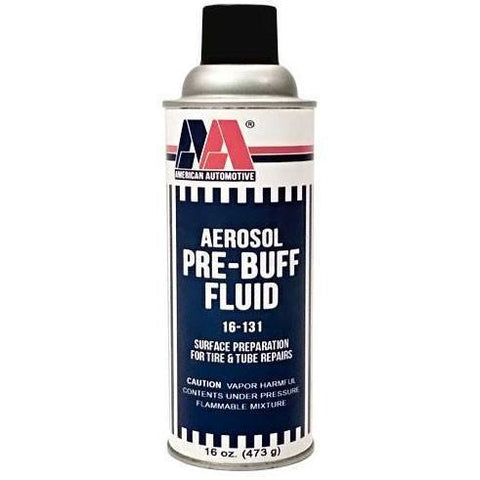 Tire Repair Supplies - AA Cleaner/Buffer Spray Can