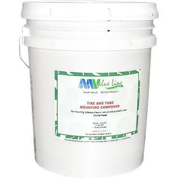 Tire Repair Supplies - AAValueline Tire And Tube Mounting Compound 40Lb