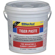 Tire Repair Supplies - Ken-Tool Tiger Paste Tire Mounting And Rubber Lubricant (7.5 Lb Bucket)