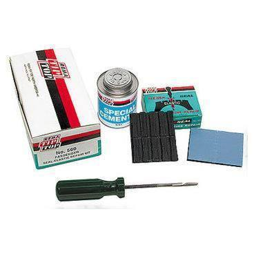 Tire Repair Supplies - Rema Seal Workshop Kit For Car And LT