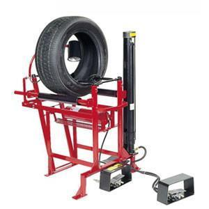 Tire Repair Tools - Branick Air Powered Tire Spreader W/ Tire Lift
