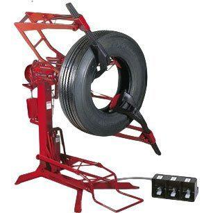Tire Repair Tools - Branick Heavy Duty Air Powered Tire Spreader