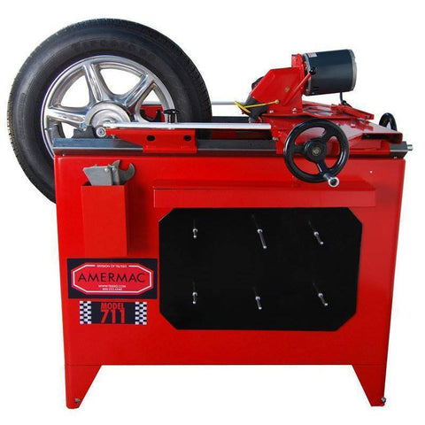 Tire Sipers - Amermac Truer And Static Balancer