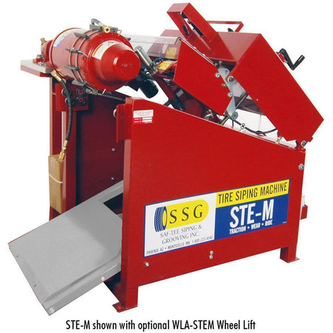 Tire Sipers - TSI Dual Usage Tire Sip Machine
