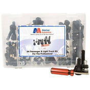 Tire Valves - AA Car And LT Valve Starter Kit