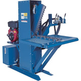 Tire + Wheel Disposal - TSI Tire Cutter From Passenger To Heavytruck Tires