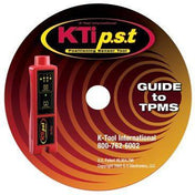 TPMS Service - K-Tool Instructional DVD For TPMS