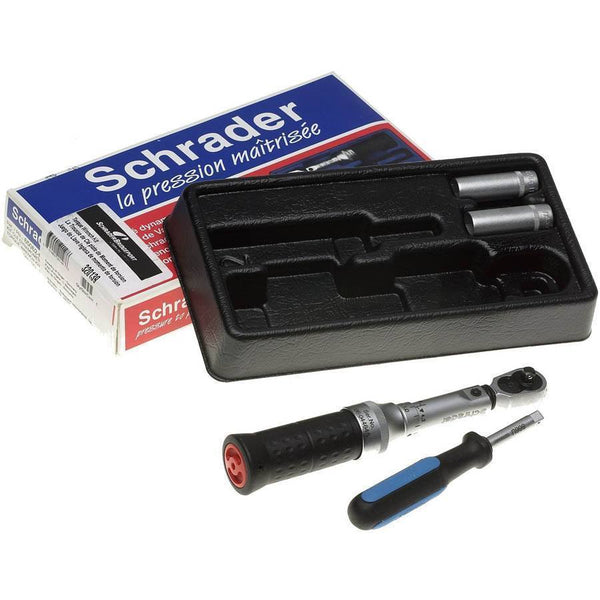 Schrader tpms nut torque wrench kit all tire supply llc