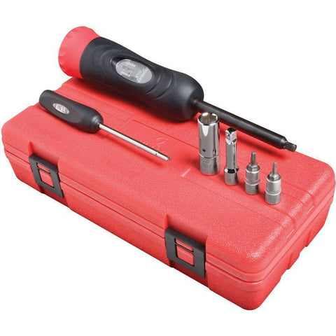 TPMS Service - Sunex 1/4 In 6 Pc. TPMS Sensor Tool Kit
