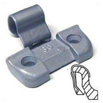 Wheel Weights - AA Wheel Weight (MBN) Type (Coated)