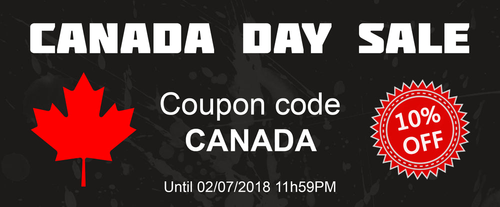 Canada Day sale!!