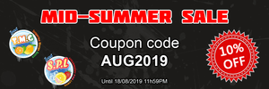 2019 Mid-Summer Sale