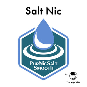 Nic salts now available for select flavours!