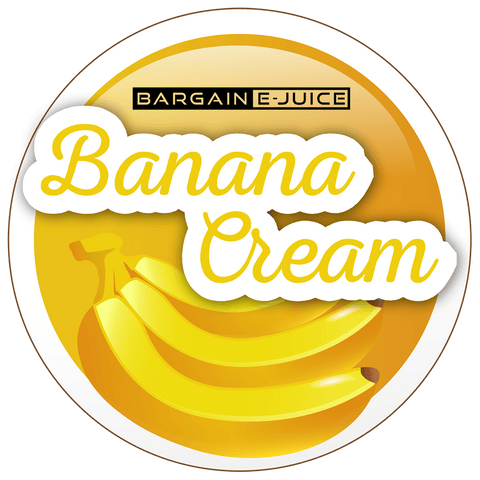 Banana Cream (120ml)