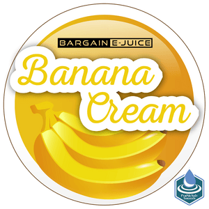 Banana Cream (60ml Salt Nic)