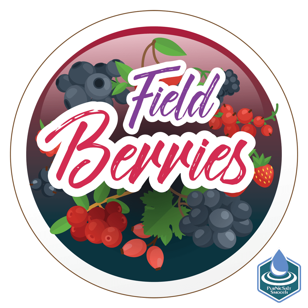 Field Berries (60ml Salt Nic)