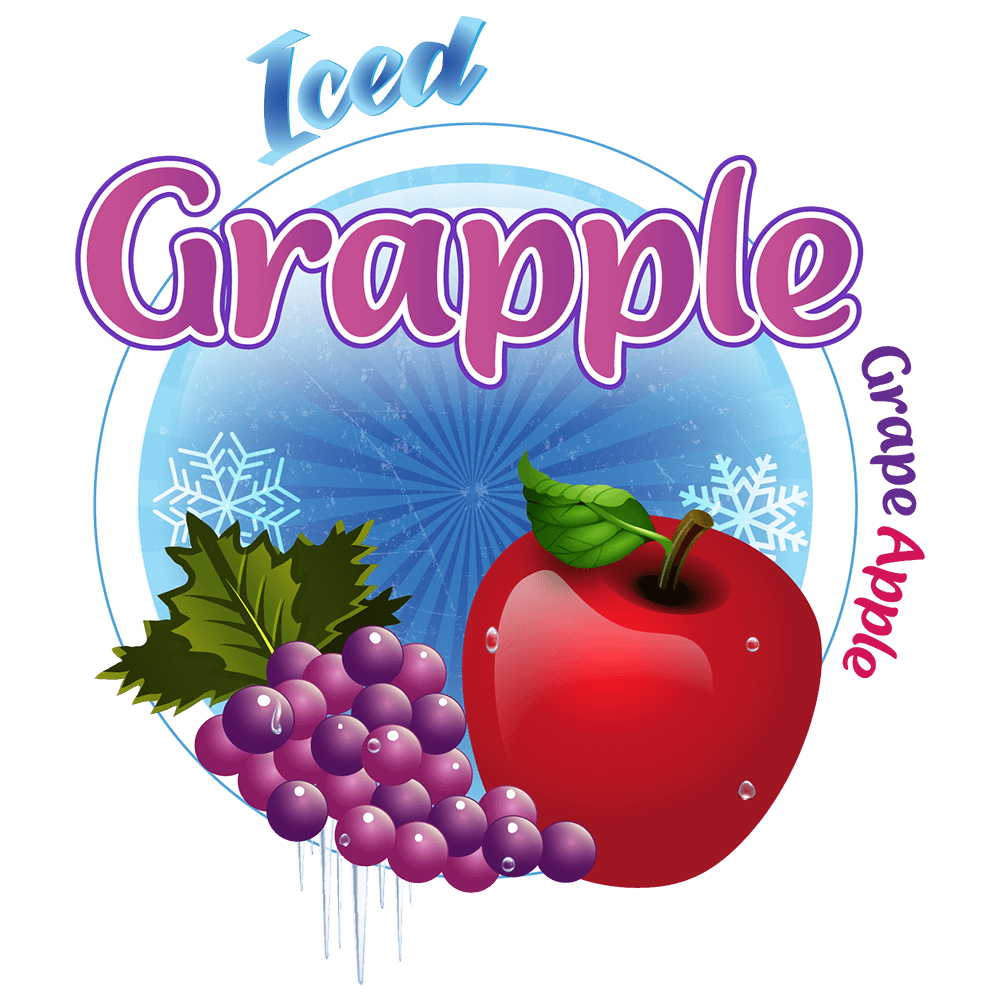 Grapple Iced 60/120ml