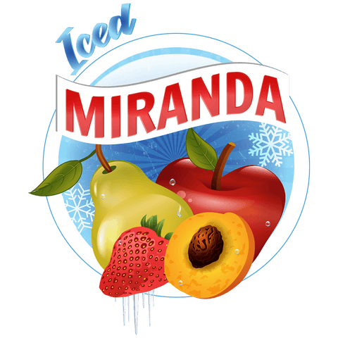 M.R (Miranda) Iced 60/120ml