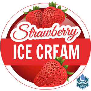 SIC (Strawberry Ice Cream) (60ml Salt Nic)