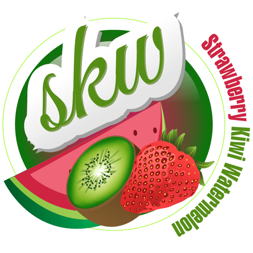 S.K.W Strawberry Kiwi Watermelon (120ml)