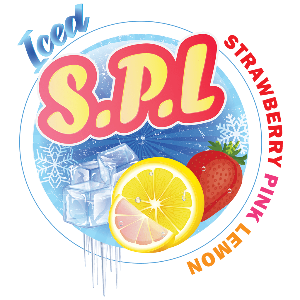 S.P.L (Strawberry Pink Lemon) Iced 60/120ml