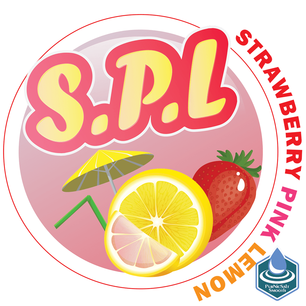 S.P.L. (Strawberry Pink Lemon) (60ml Salt Nic)
