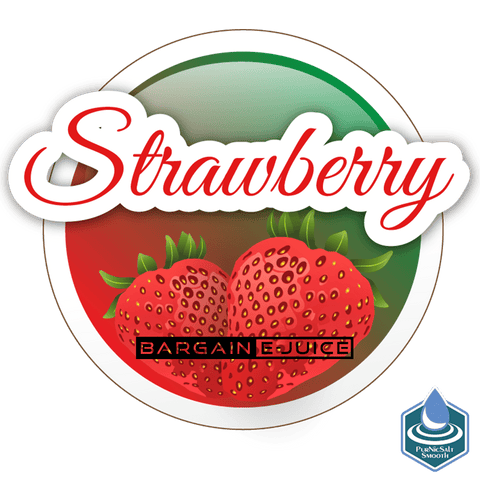 Strawberry (60ml Salt Nic)