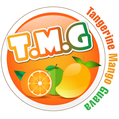 T.M.G. (Tangerine Mango Guava) 120ml (custom Ratio/Shot)