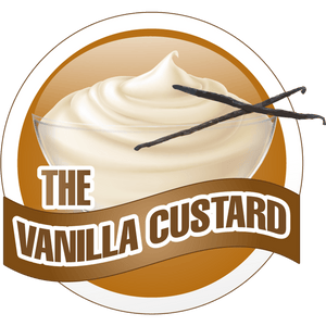 TVC (The Vanilla Custard) (120ml)