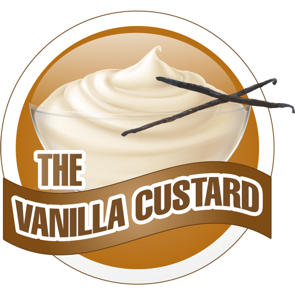 TVC (The Vanilla Custard) (120ml) (custom Ratio/Shot)