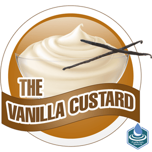TVC (The Vanilla Custard) (60ml Salt Nic)