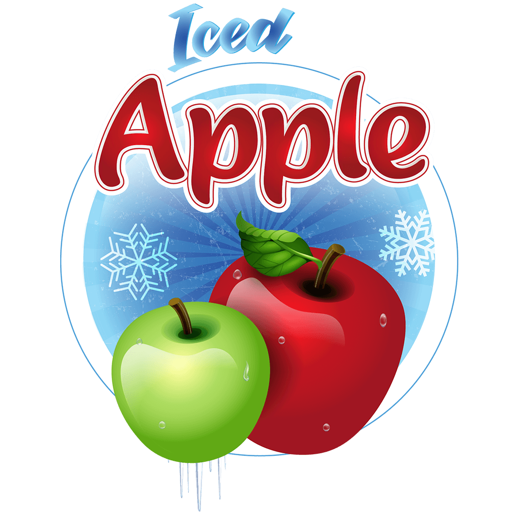 Apple Iced 60/120ml