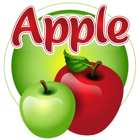 Apple 60ml/120ml
