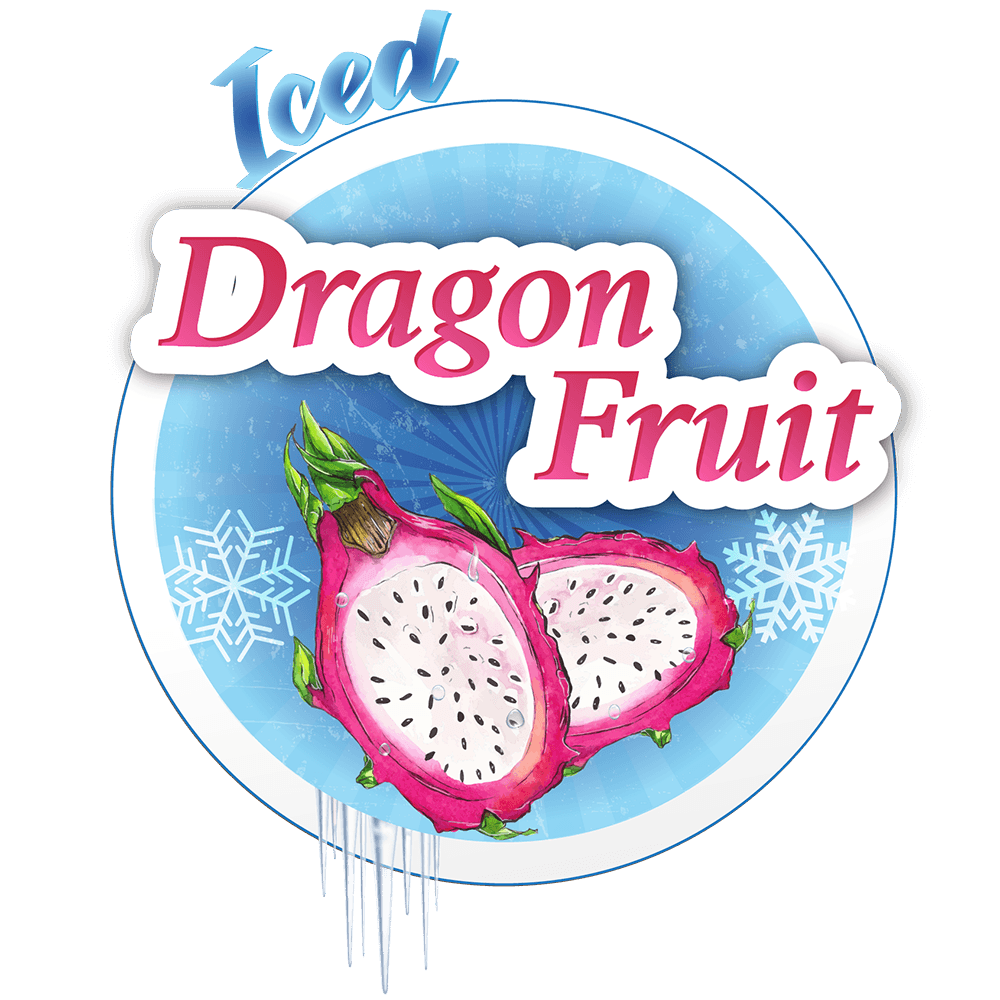 Dragonfruit Iced 60/120ml