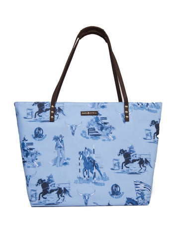 Equestrian Tote - Rodeo Queen