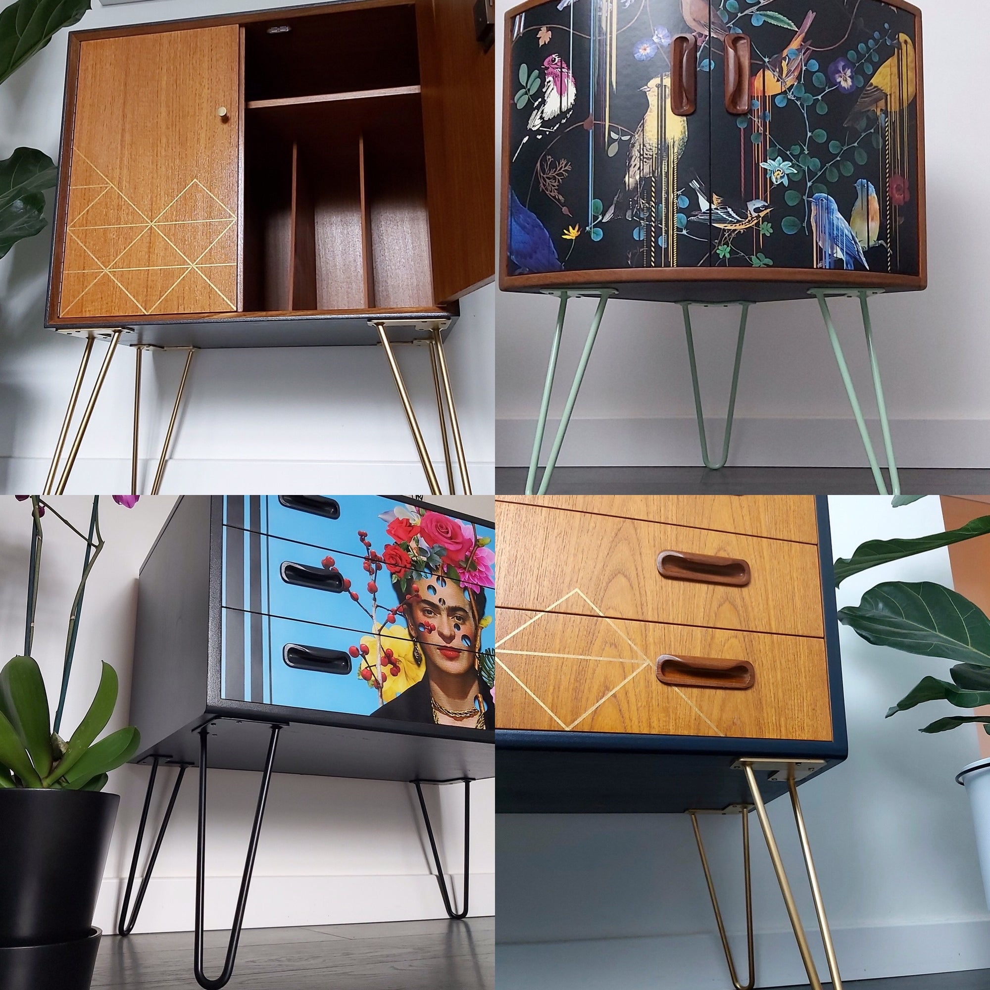 Design pin-ups: Furniture refinishing with Emma Everton-Jones