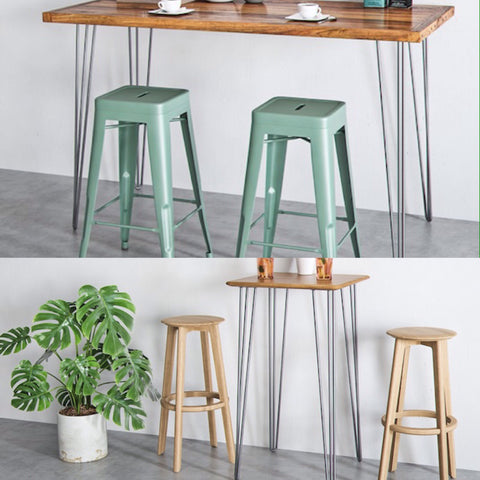 Surprising Leg Selector Which Hairpin Legs To Use For Your Project Gmtry Best Dining Table And Chair Ideas Images Gmtryco