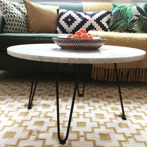 Make A Hairpin Leg Table What You Can Use