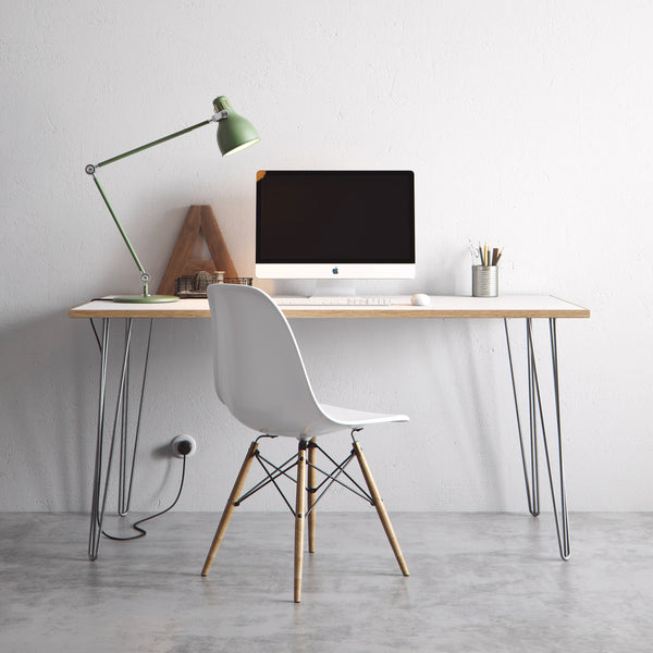 the hairpin leg co desk dining tables