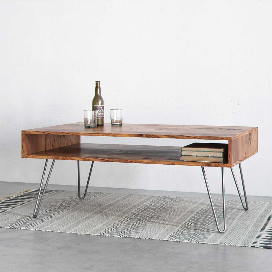 Long Low Coffee Table: Shop By Size